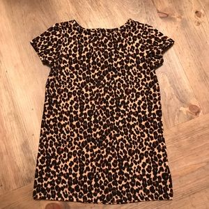 Other - 18-24 month leopard dress